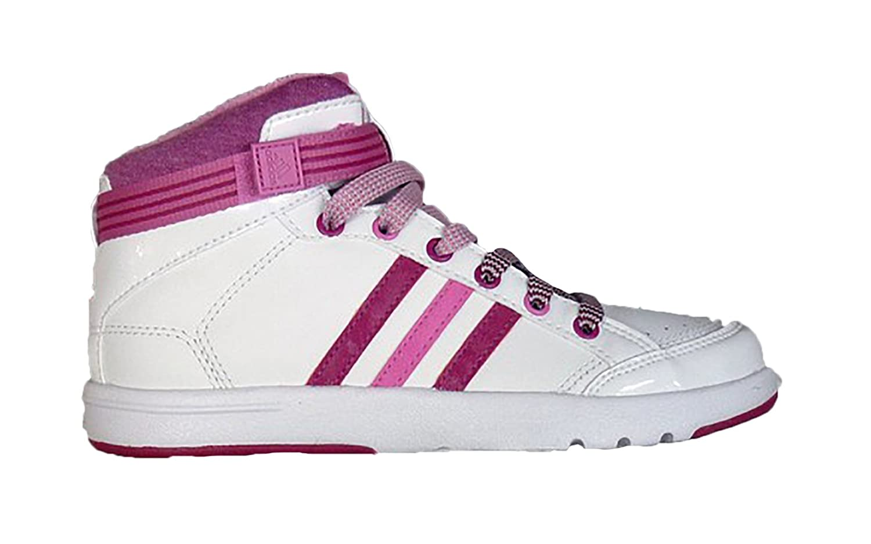 adidas Bokanita Mid K Scarpe Sneakers Bambina Bimba Kids JR Junior - EU 28