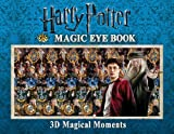 img - for Harry Potter Magic Eye Book: 3D Magical Moments   [HARRY POTTER MAGIC EYE BK] [Hardcover] book / textbook / text book