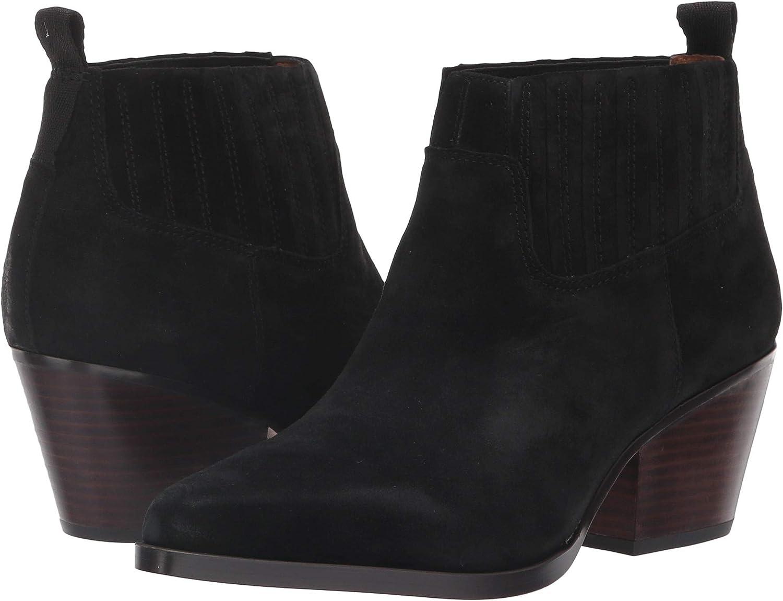 4e87de25b2f Franco Sarto Women's Lasso Ankle Boot