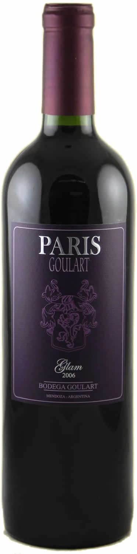 Vinho Tinto Paris Goulart Premium Malbec 750ml