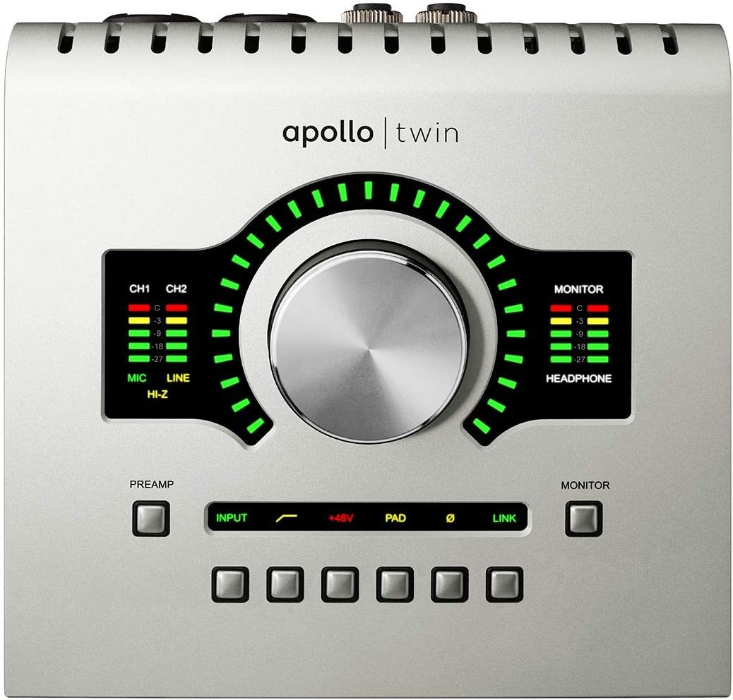 APOLLO TWIN USB仕様