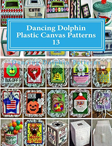 Dancing Dolphin Plastic Canvas Patterns 13