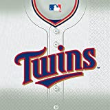 Minnesota Twins Luncheon Napkins (16 ct)
