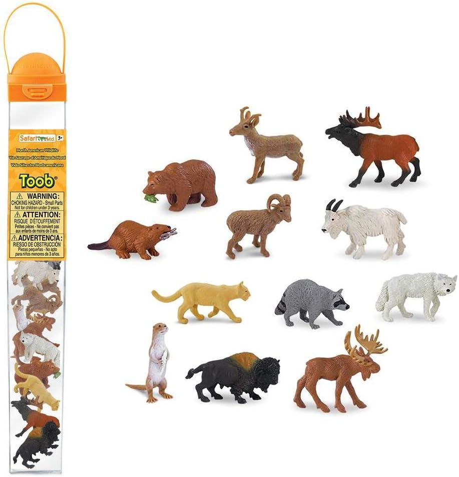 Bulk Bags Trains Safari Ltd Set Educational Kids Toy Figure