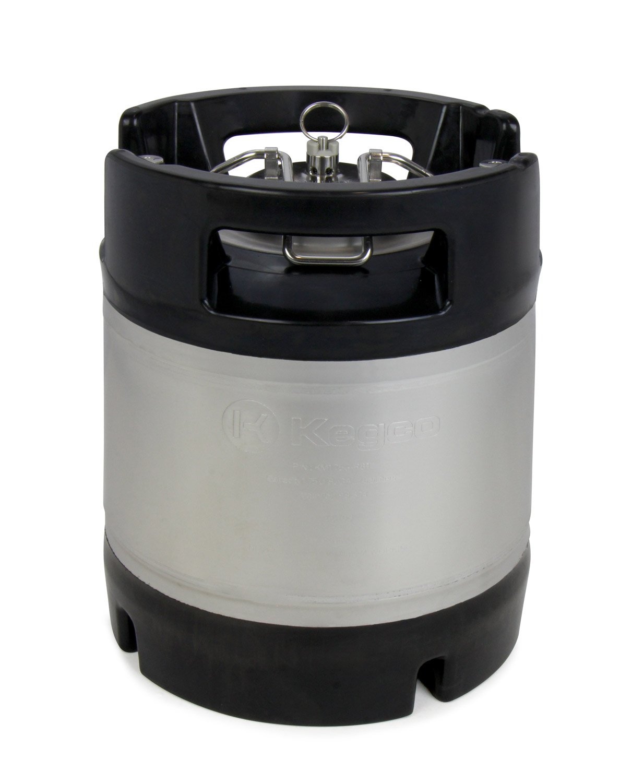 Kegco KM175G-RBT Beer Keg, 1.75 Gallon