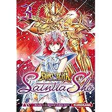 Saint Seiya - Les chevaliers du zodiaque - Tome 3: Saintia Shô