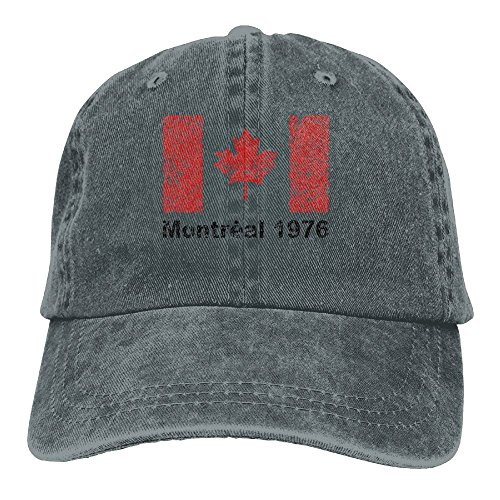 Jshajshk Unisex Montreal 1978 Movement Cap Montreal 1978 Warm Hats Cleanable Adjustable Cap Asphalt