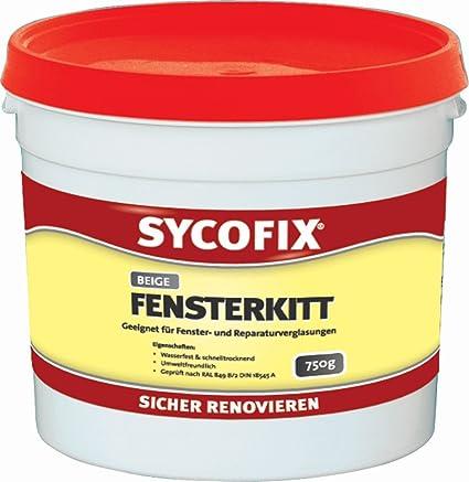 Fabulous SYCOFIX Profi-Fensterkitt (750 g): Amazon.de: Baumarkt OV87