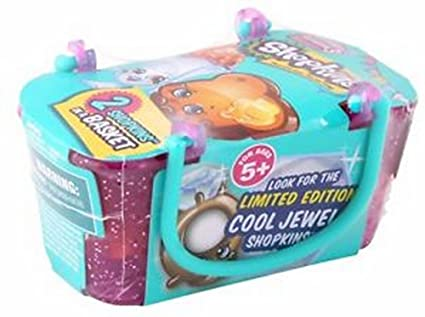 SHOPKINS Quot2 PACK BLIND BASCKETquot Season 3 Rare Special Limited Edition