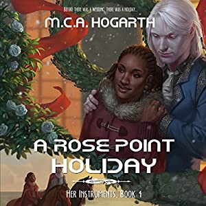 A Rose Point Holiday Audiobook