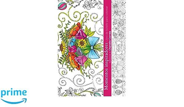 Momentos Inspiradores - Libro de bosillo para colorear (Spanish ...