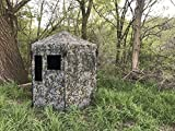 DOX Outdoors Reflex Warrior Handicap Accessible Panel Hunting Blind 20W