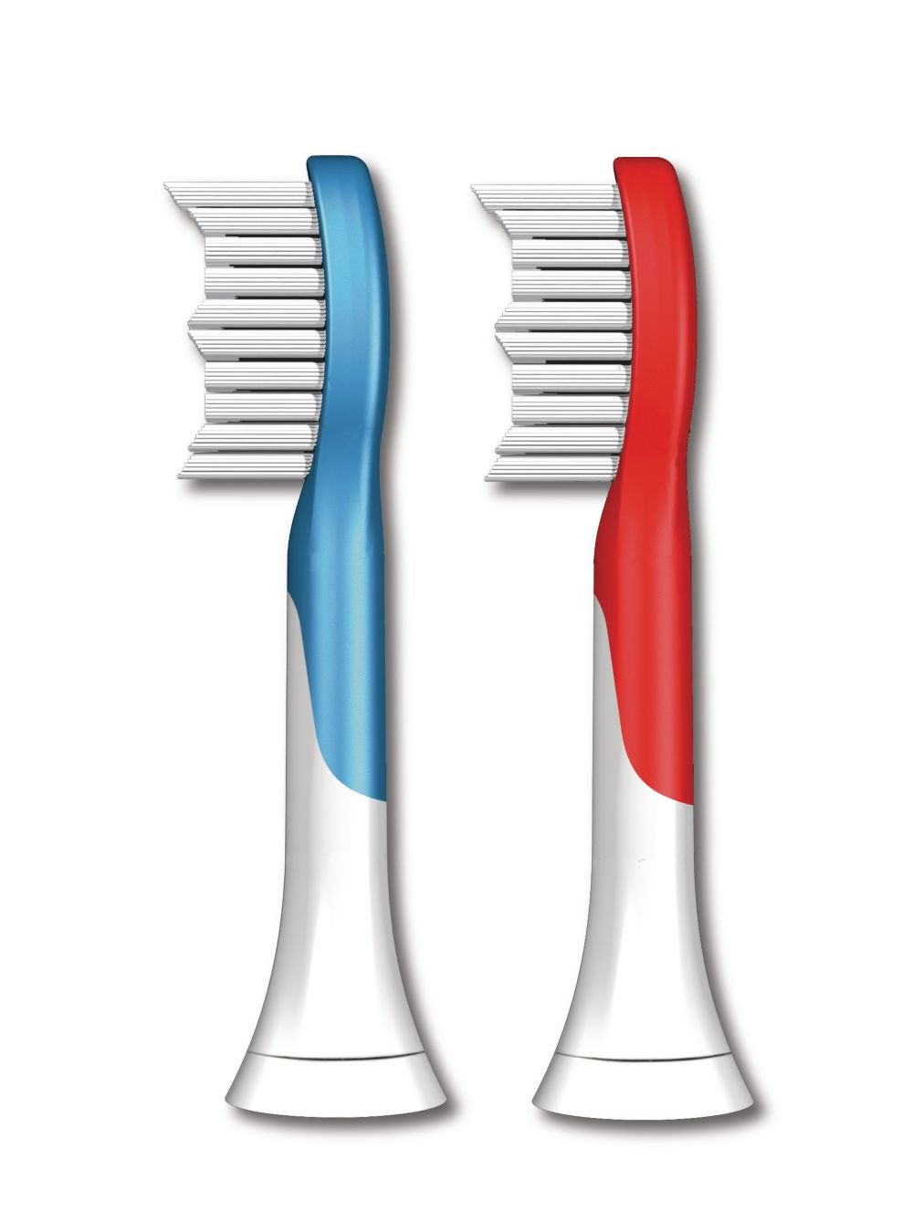 Philips Sonciare HX6042/16 Kids Standard (Ages 7+) Toothbrush Heads (2 Pack) HX6042/05