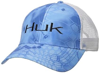 0f8c6f0fb7c Amazon.com  Huk Kryptek Logo Trucker Cap