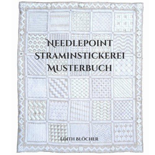 Needlepoint Straminstickerei Musterbuch