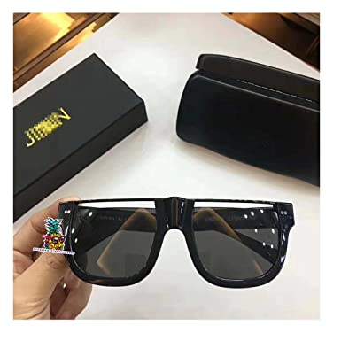 New fashion eyeglasses man Sunglasses for Jinnnn X Chaireye women men - black black A9qQDfHD9