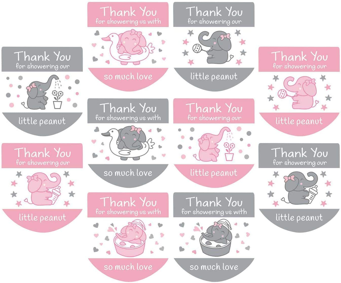 Rose Gold Birthday Labels 21st Birthday Sanitizer Labels Sanitizer Favor Stickers Sheet of 30 Labels 21st Birthday Party