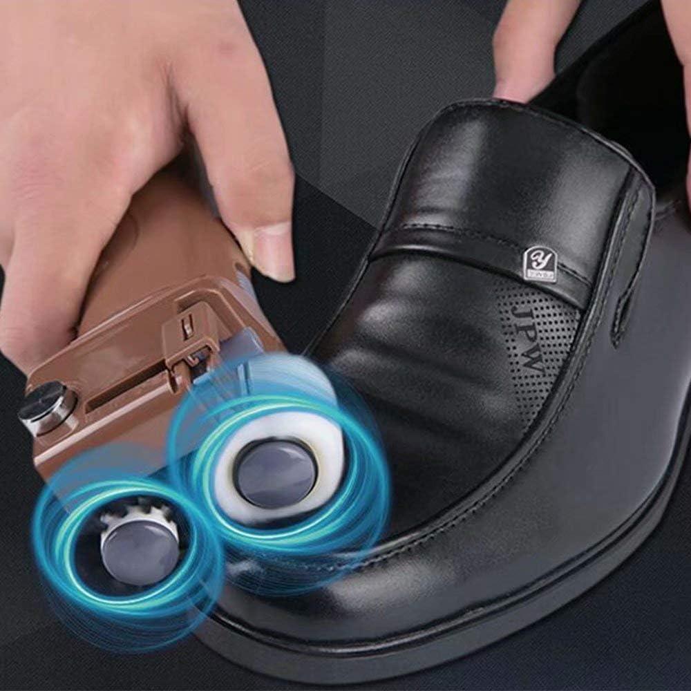 WH Automatische Schuhputzmaschine elektrische Schuhputzmaschine Hause Handschuhwaschmaschine Pinsel Schuhcreme Schuh Artefakt