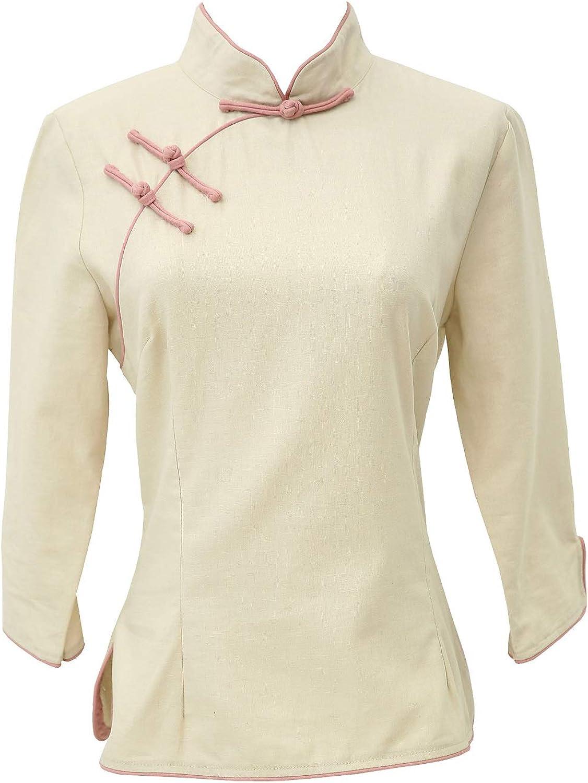 Asian blouse