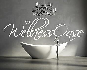 Wandtattoo für Ihr Badezimmer, Wohnzimmer, Bad 68045-58x15 cm ...