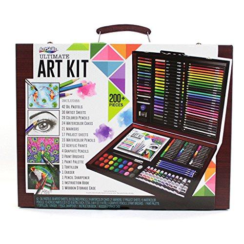 200 Piece Box (ArtSkills Ultimate Art Case, 200 Pieces)