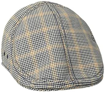 Goorin Bros. Men's Tangerine Dream Newsboy Cap, Navy, Small