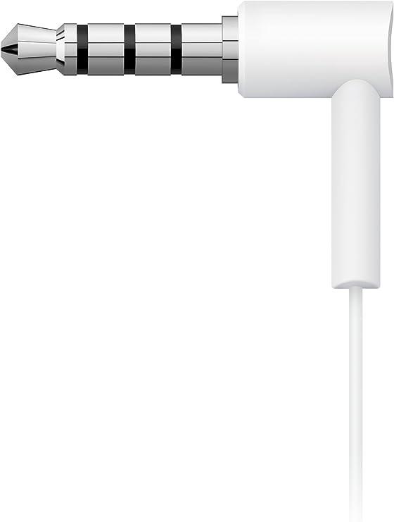 Philips SHE3015WT - Auriculares con micrófono (Cuerpo Blando para un Ajuste cómodo, Cable 1 m), Color Blanco: Amazon.es: Electrónica