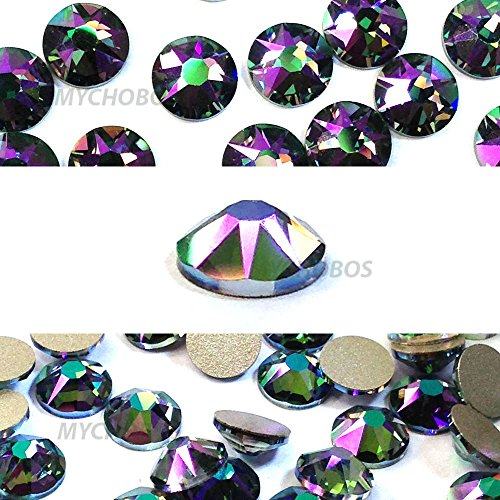 - CRYSTAL PARADISE SHINE (001 PARSH) Swarovski NEW 2088 XIRIUS Rose 20ss 5mm flatback No-Hotfix rhinestones ss20 144 pcs (1 gross) *FREE Shipping from Mychobos (Crystal-Wholesale)*