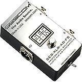 Sescom SES-XLR-AB-FS Balanced XLR A/B Passive Foot Switch with Disconnect/Mute