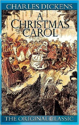 Book A Christmas Carol