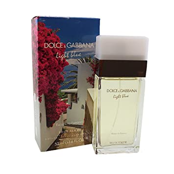 ec2053dd Dolce and Gabbana Light Blue Escape to Panarea Eau de Toilette Spray for  Women 50 ml