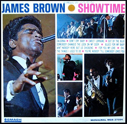 James Brown - Showtime - Zortam Music