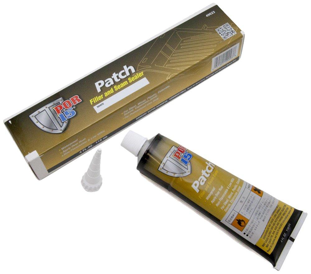 POR-15 49013 Black POR Patch - 4 oz.
