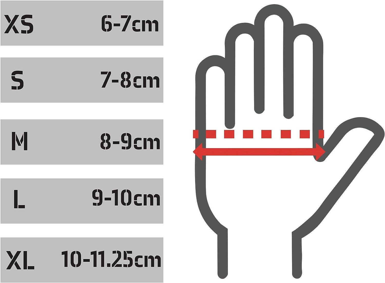 2 Bater/ías con hasta 9 Horas de duraci/ón HYSTERESIS Guantes calefactables