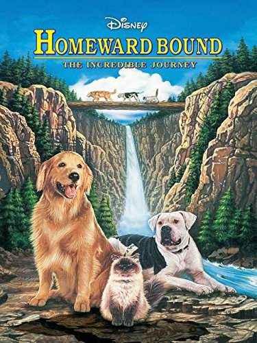 Homeward Bound: The Incredible Journey (The Adventures Of Milo And Otis 2)