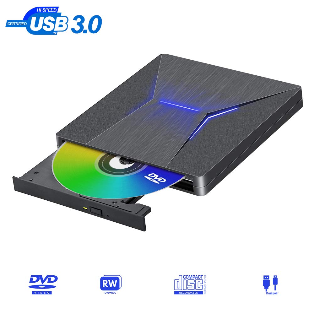 Best Rated in External CD & DVD Drives & Helpful Customer Reviews