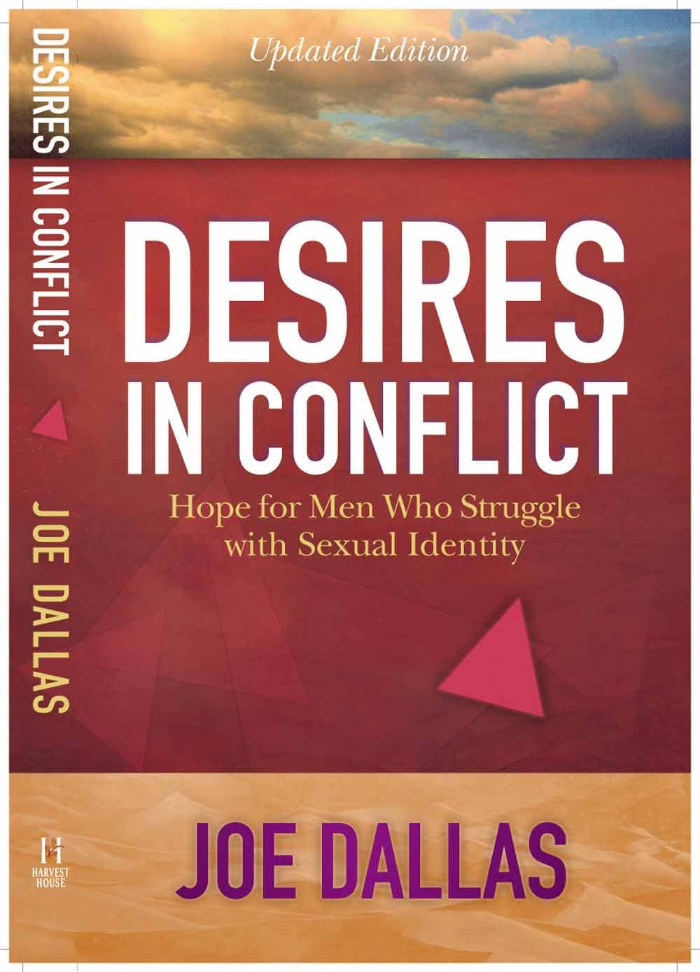 Desires in conflict hope for men who struggle with sexual identity