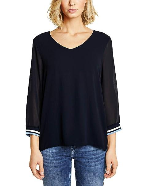 Street One Camisa Manga Larga para Mujer