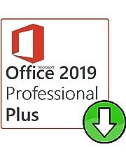Microsoft™ Office Professional Plus 2019 | Multilingue | 1 PC (Windows 10) | Achat Définitif | Key Card