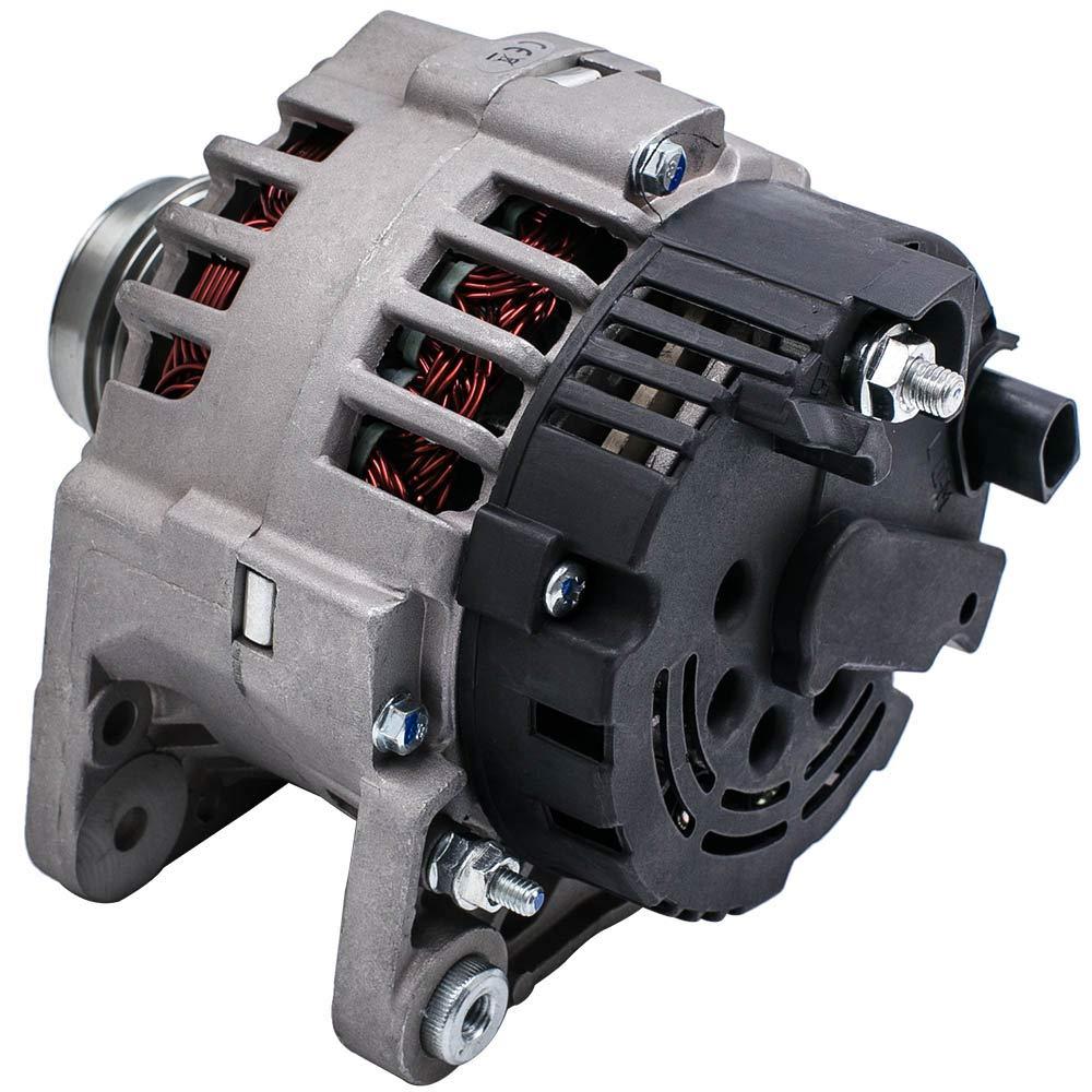 maXpeedingrods 56 mm Alternateur G/én/érateur pour A4 A6 028903031 028903031A
