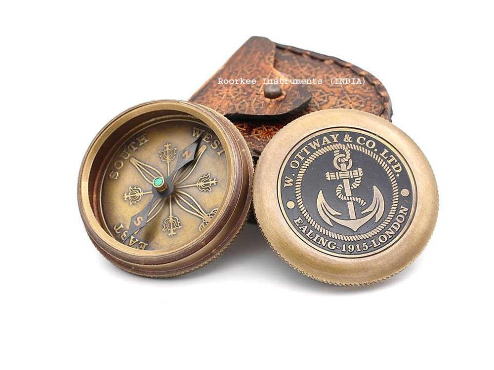 New Kompass w/Zitat Stil 2