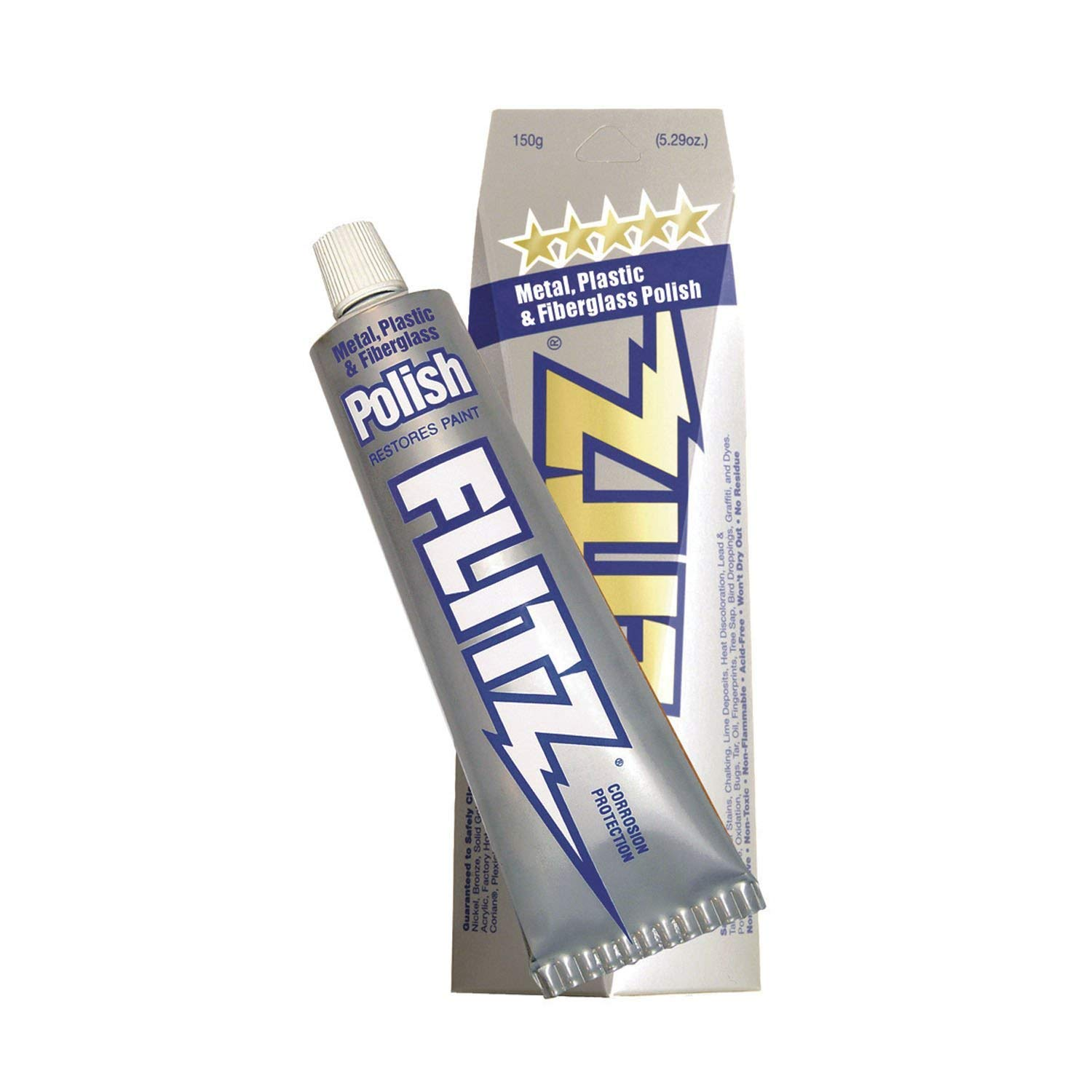 Flitz Polish - Paste - 5.29 oz. Boxed Tube (2)