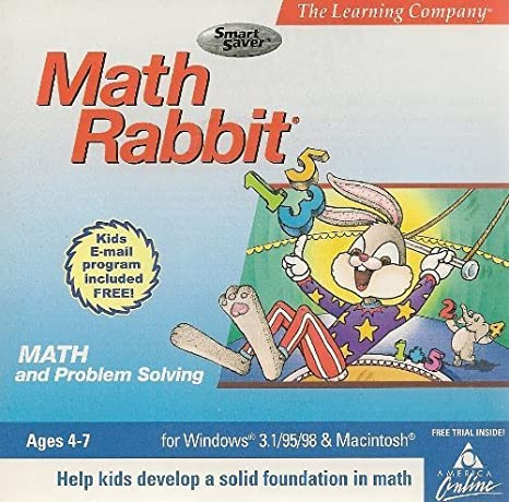 Amazon.com: Math Rabbit Ages 4-7