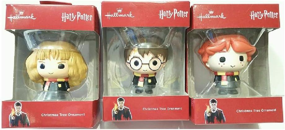 Ornaments Adornos Hallmark Harry Potter, Hermione Granger, y ...