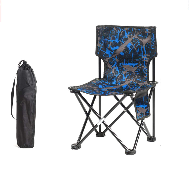 E  AQUYY Chaise Pliante Portative Extérieure, Tabouret Portatif, Chaise De Pêche, Chaise De Plage De Camping, Randonnée, Tabouret De Peinture, Chaise Esquisse