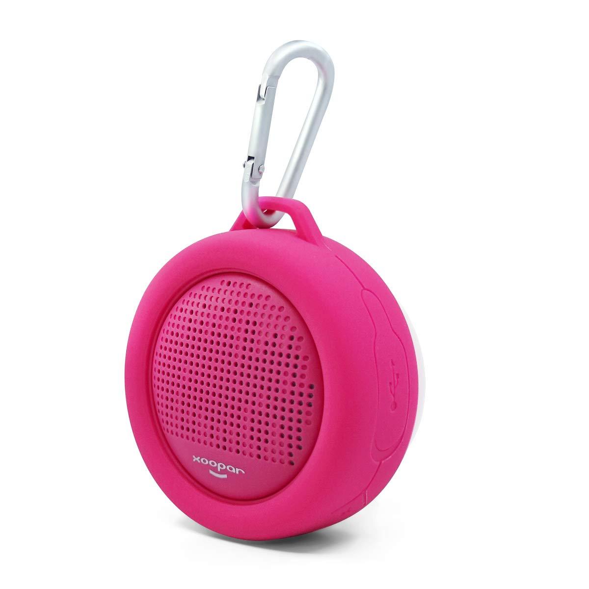 Parlante Bluetooth Xoopar Splash 2 Shower IP65 Wirele (CCS9)