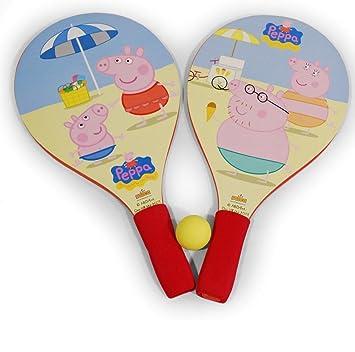 Peppa Pig - Palas de Playa (Saica Toys 9120)
