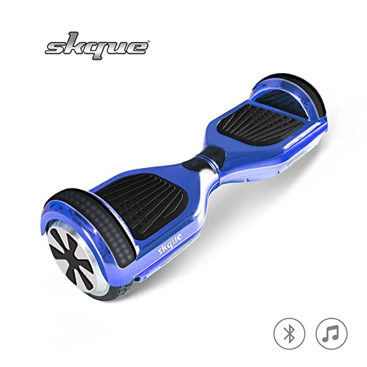 Amazon.com: Hoverboard de Skque X1/I Series, modelo UL2272 ...