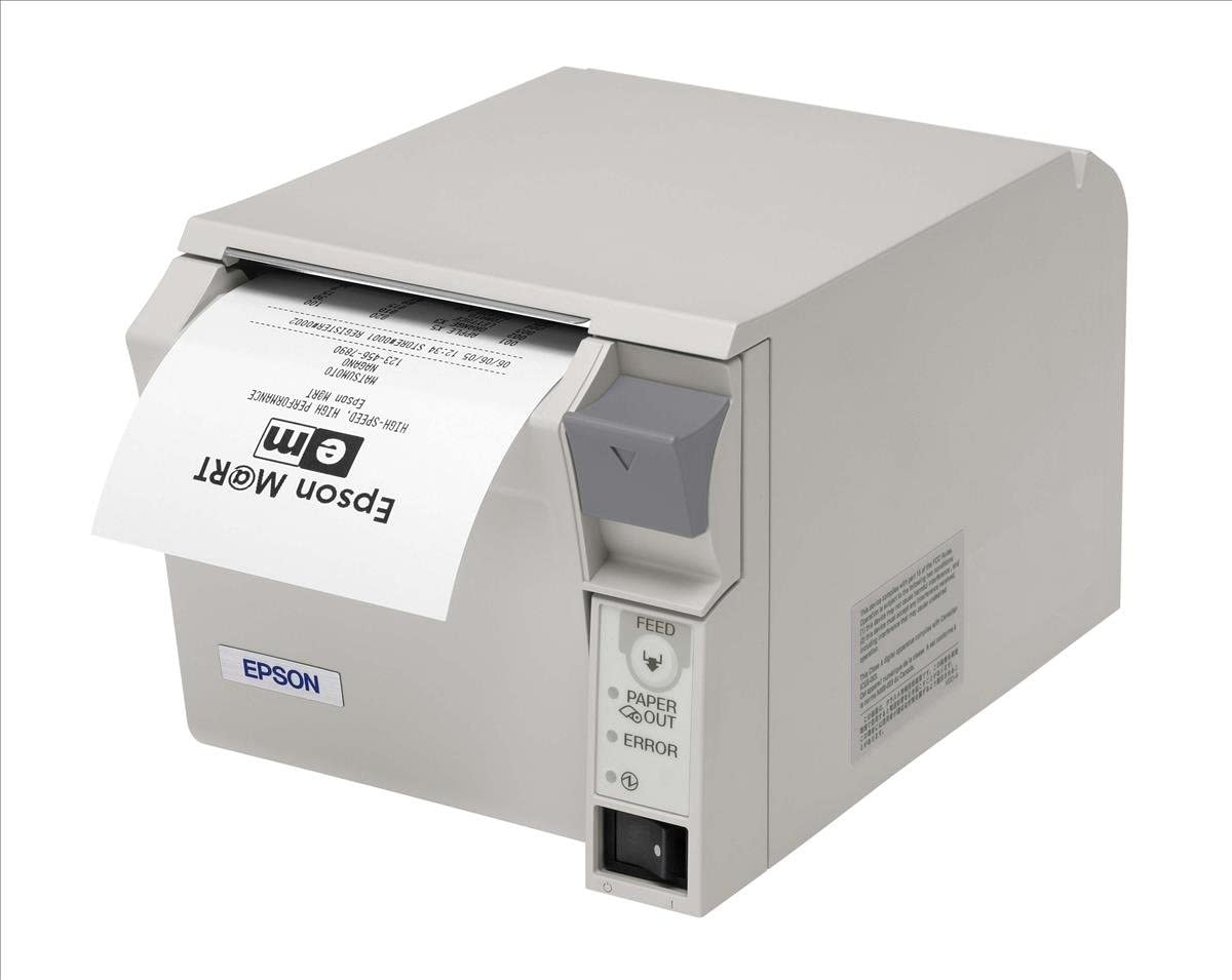 Epson TM-T70II (023A0) Térmico POS printer 180 x 180DPI - Terminal ...