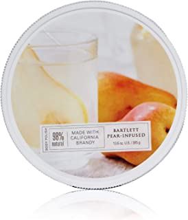 product image for FarmHouse Fresh Brandy Pear Liquor Infused Body Polish, Brandy Pear, 13.6 oz.